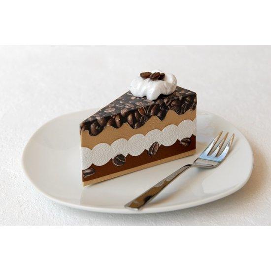 deko cut bastelset torte latte macciato 4 25. Black Bedroom Furniture Sets. Home Design Ideas