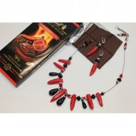Set -Hot Chili Kette delux -